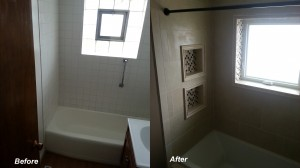 Bridgeview Bath Remodel Finished Product