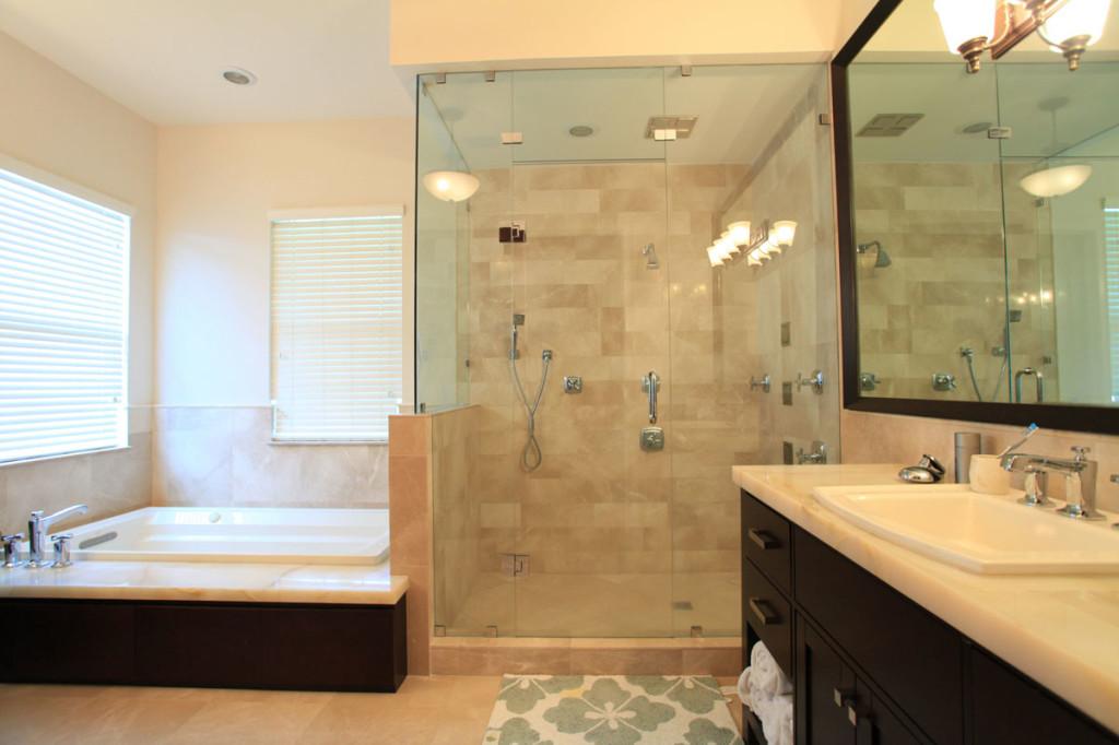 Bathroom renovation service burbank krozak remodeling for Bathroom renovation services